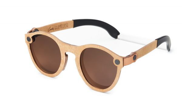 Cante Utopia - Nachhaltige Upcycling Sonnenbrille