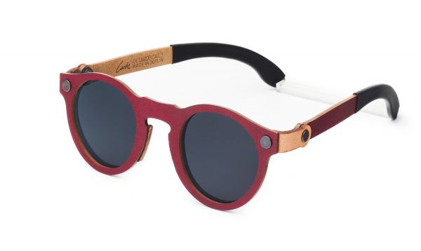 Cante Poet - Nachhaltige Upcycling Sonnenbrille