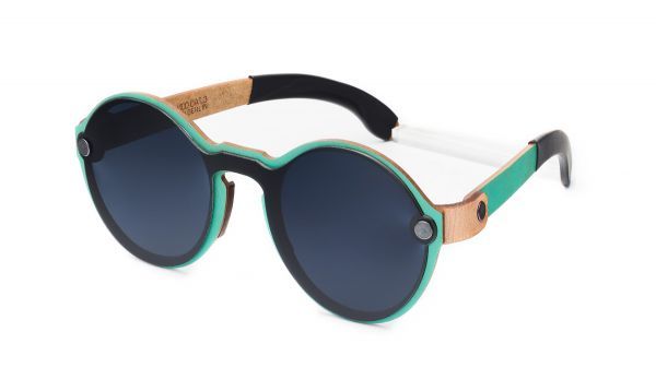 Cante Activist - Nachhaltige Upcycling Sonnenbrille