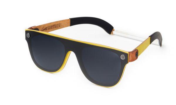 Cante Horizon Minimal - Nachhaltige Upcycling Sonnenbrille