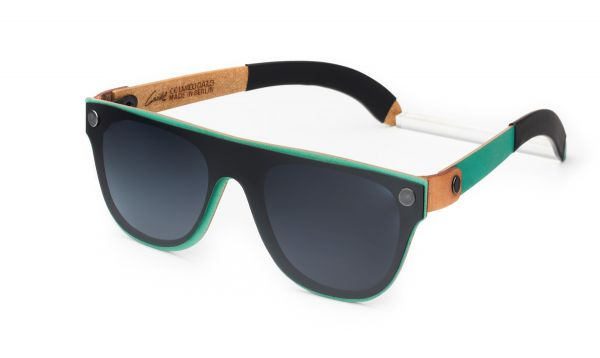 Cante Horizon Minimal - Nachhaltige Upcycling Sonnenbrille